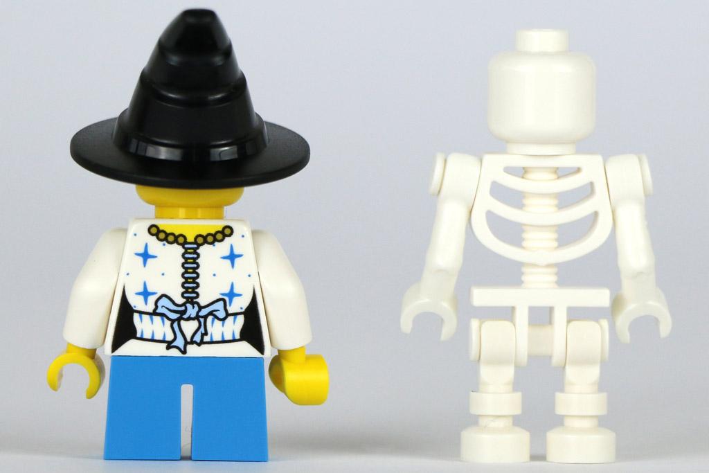 Und so sieht ein Skelett von hinten aus. | © Andres Lehmann / zusammengebaut.com