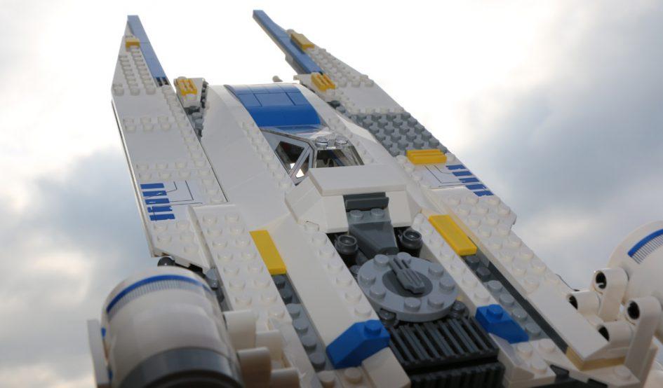 LEGO Star Wars Rebel U-Wing Fighter (75155)   © Andres Lehmann / zusammengebaut.com