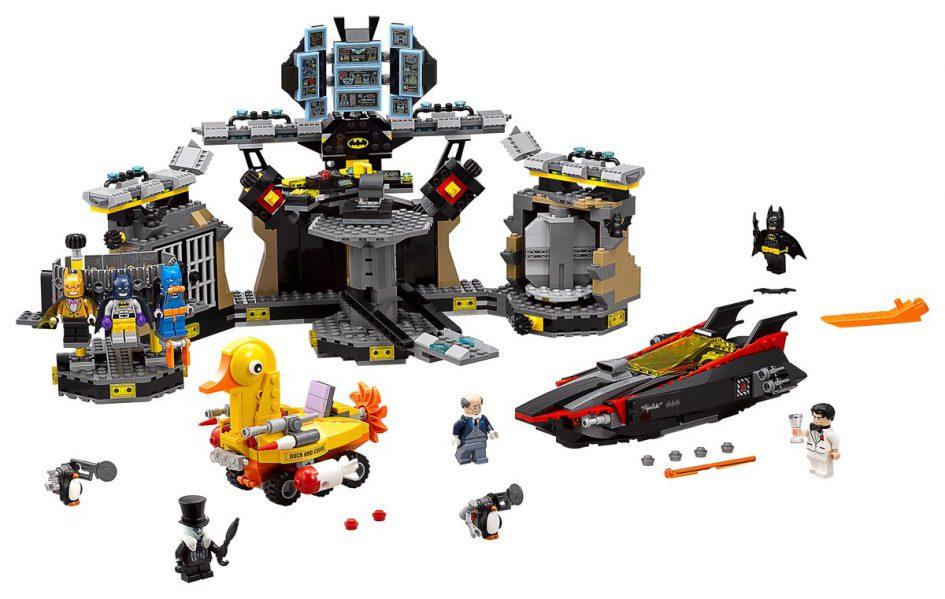 Batcave | © LEGO Group