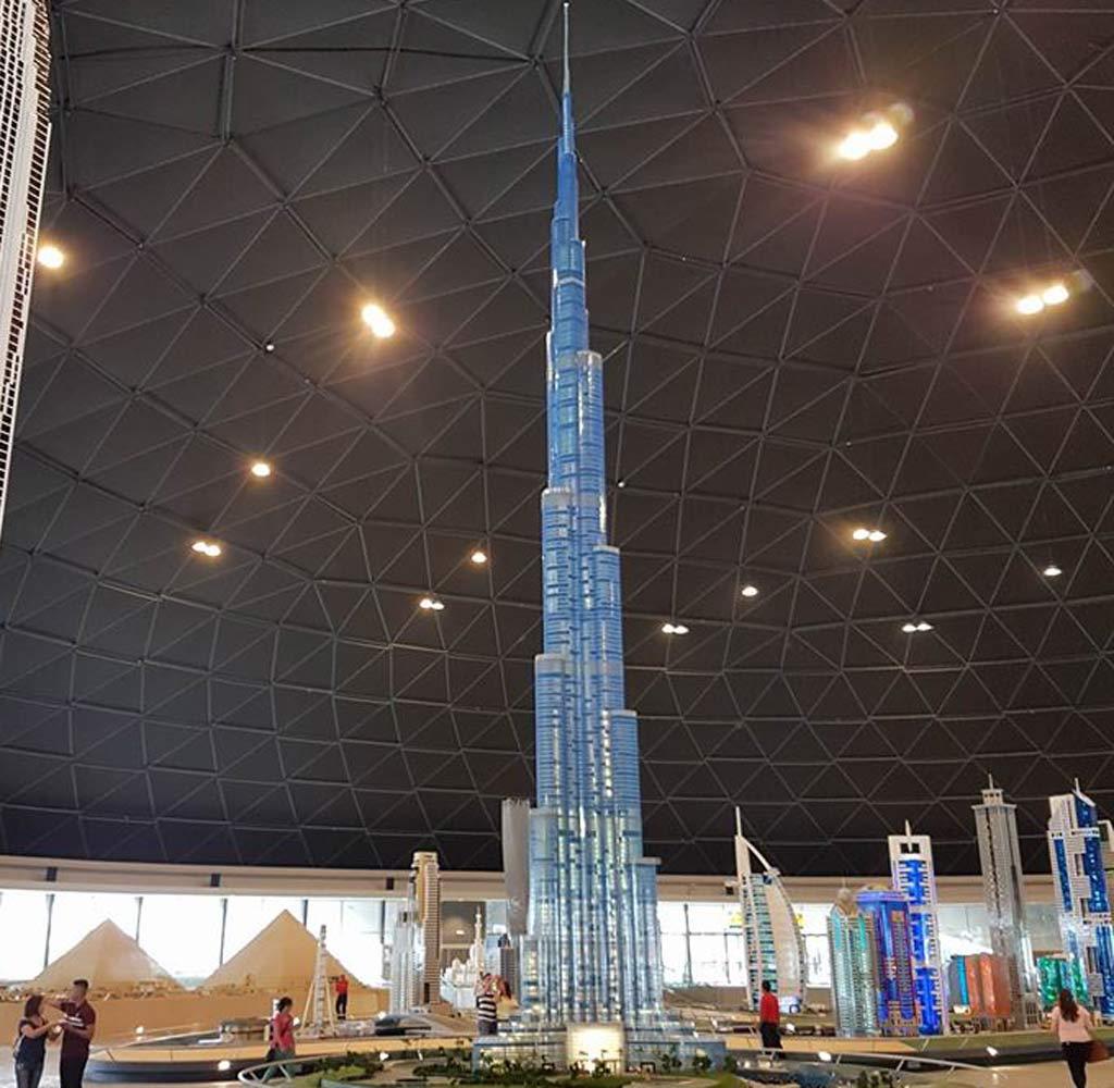 Steiniges Burj Khalifa in voller Pracht! | © Ronald Innes