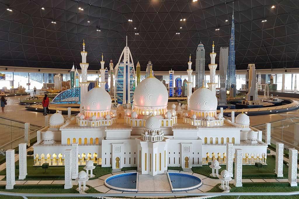 Sheikh Zayed Moschee | © Ronald Innes