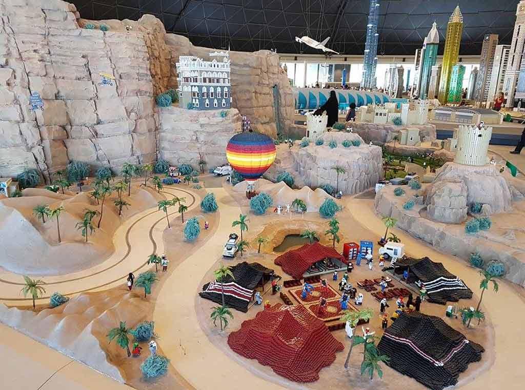 LEGOLAND Dubai: Ab in die Wüste! | © Ronald Innes