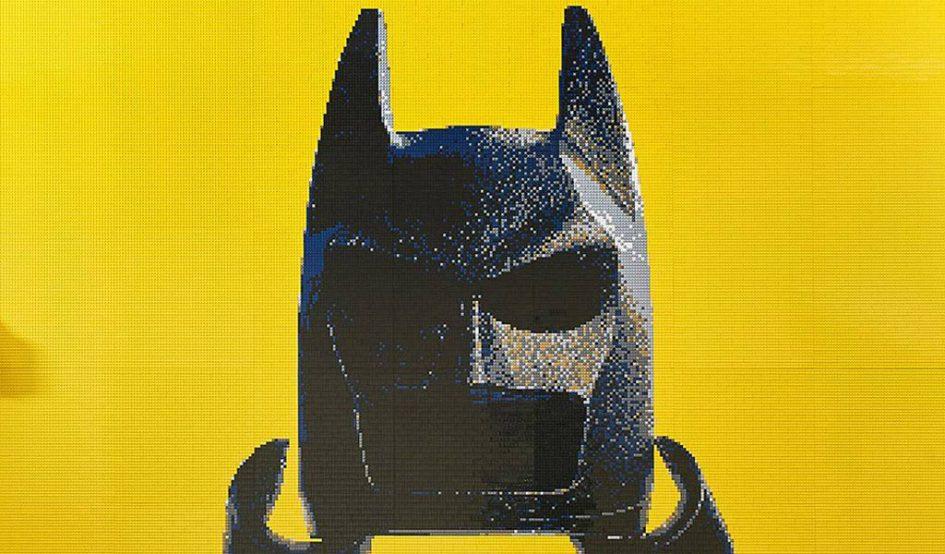 The LEGO Batman Movie Filmposter: Steinig! | © Riccardo Zangelmi