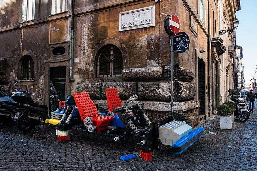 Oh, da muss aber noch weiter gebaut werden! | © Domenico Franco