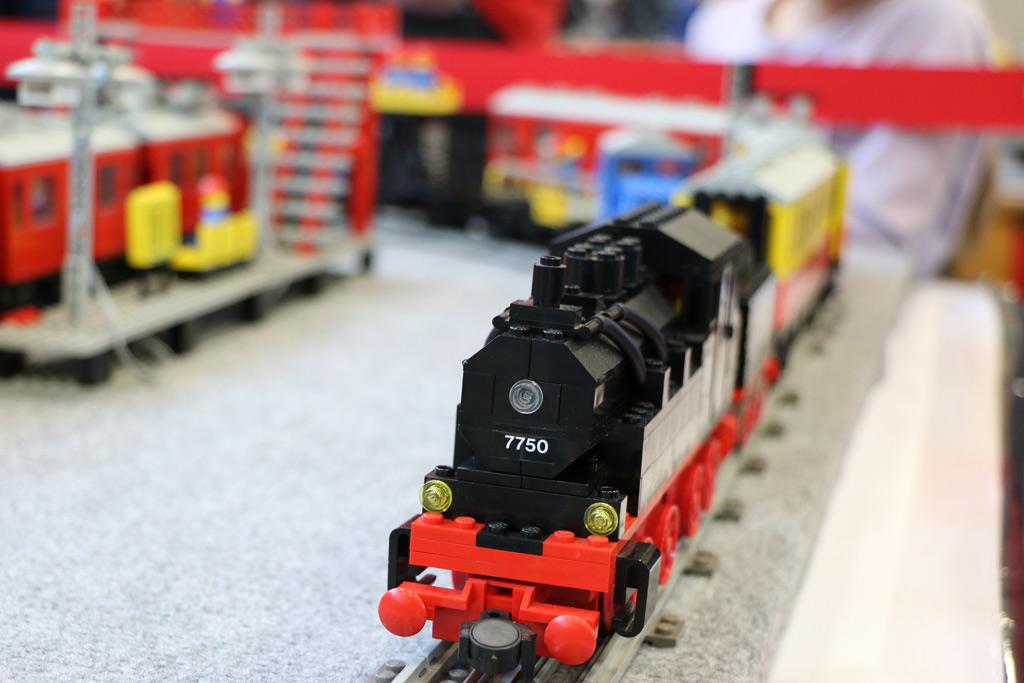 12V Lokomotive | © Andres Lehmann / zusammengebaut.com