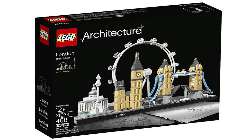LEGO Architecture Skyline London 21034 | © LEGO Group