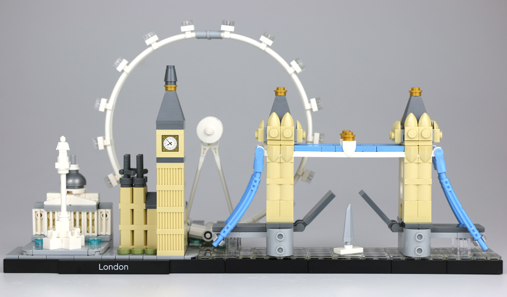 LEGO Architecture London Skyline Set 21034 | © Andres Lehmann / zusammengebaut.com