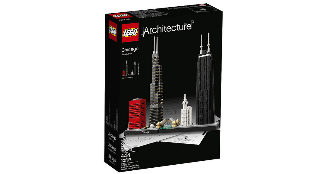 LEGO Architecture Skyline Chicago 21033 | © LEGO Group