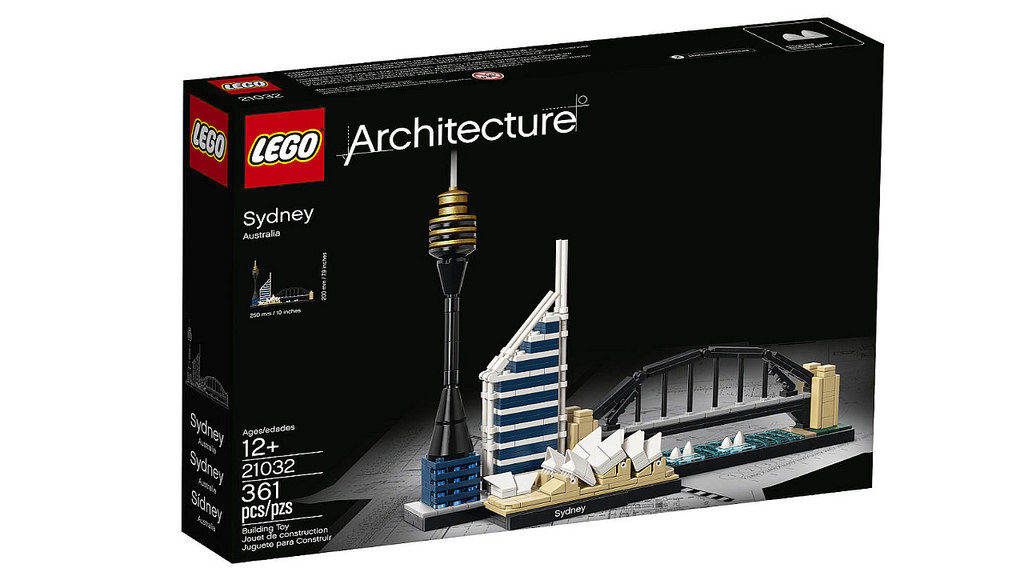 LEGO Architecture Skyline Sydney 21032 | © LEGO Group