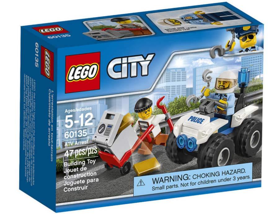 ATV Arrest (60135) | © LEGO Group