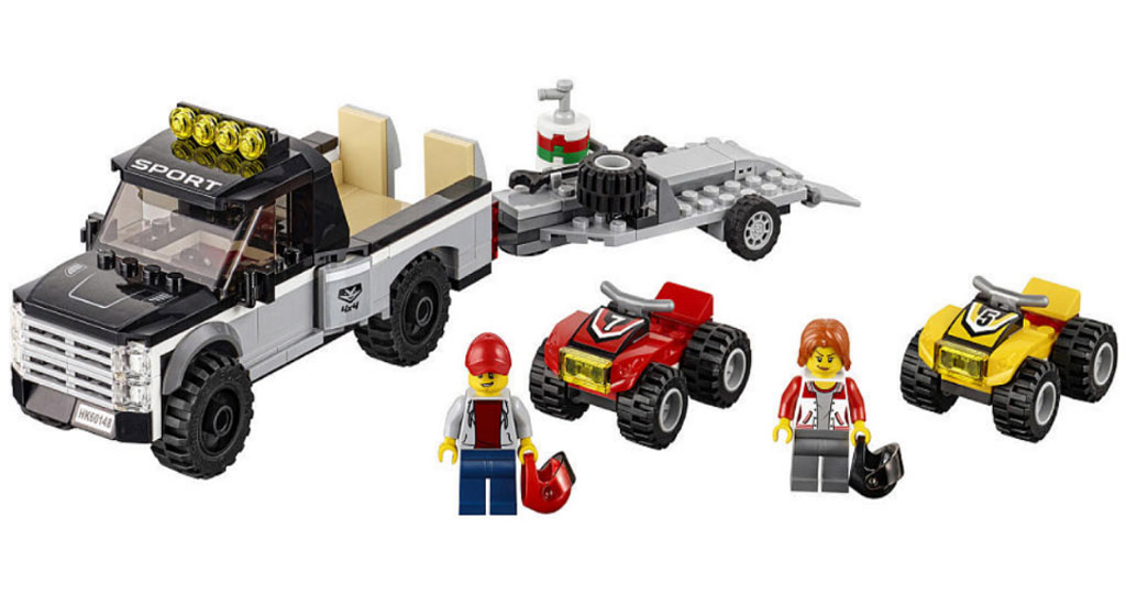 ATV Race Team (60148) | © LEGO Group