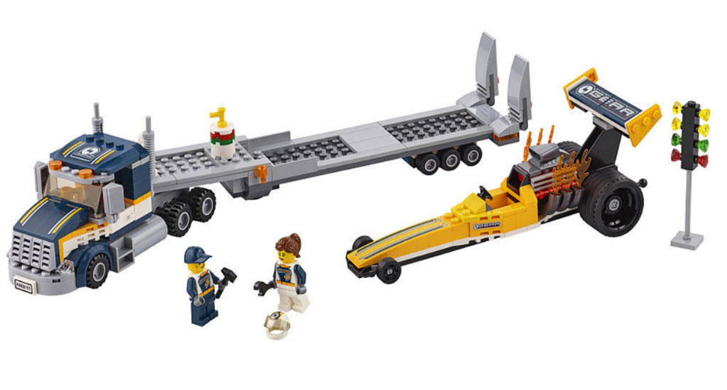 Dragster Transporter (60151) | © LEGO Group