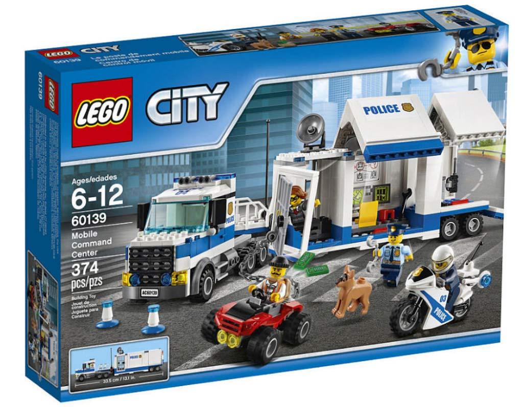 Mobile Command Center (60139): Mobile Einsatzzentrale | © LEGO Group