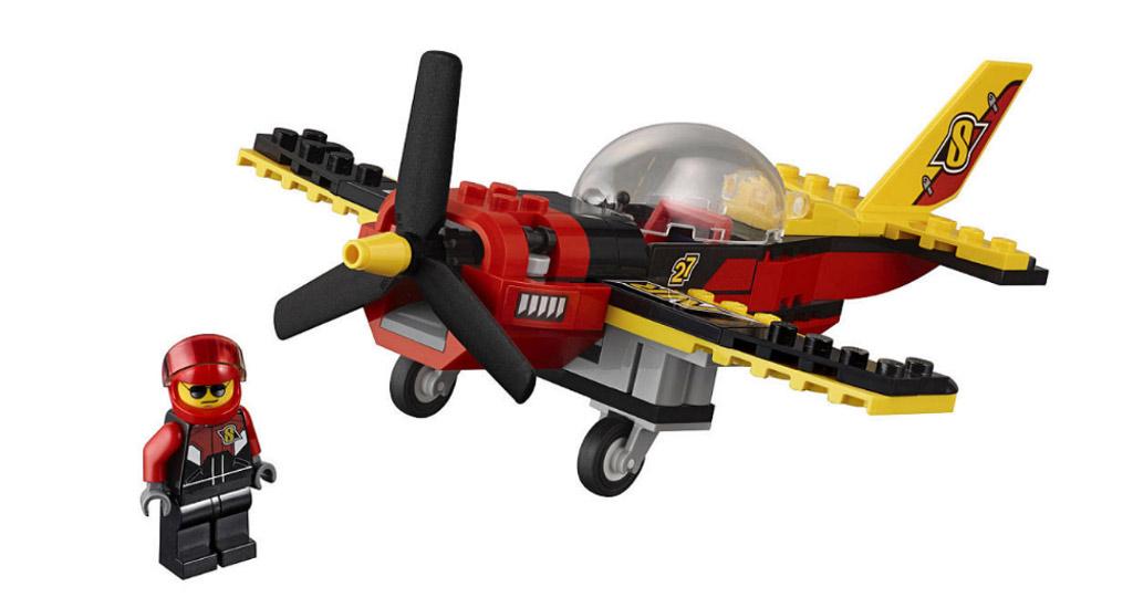 LEGO City Flugzeug (60144) | © LEGO Group
