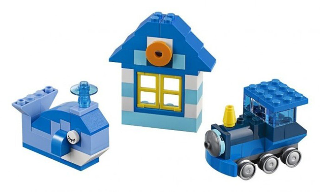 LEGO Classics Blue Creative Box 10706 | © LEGO Group