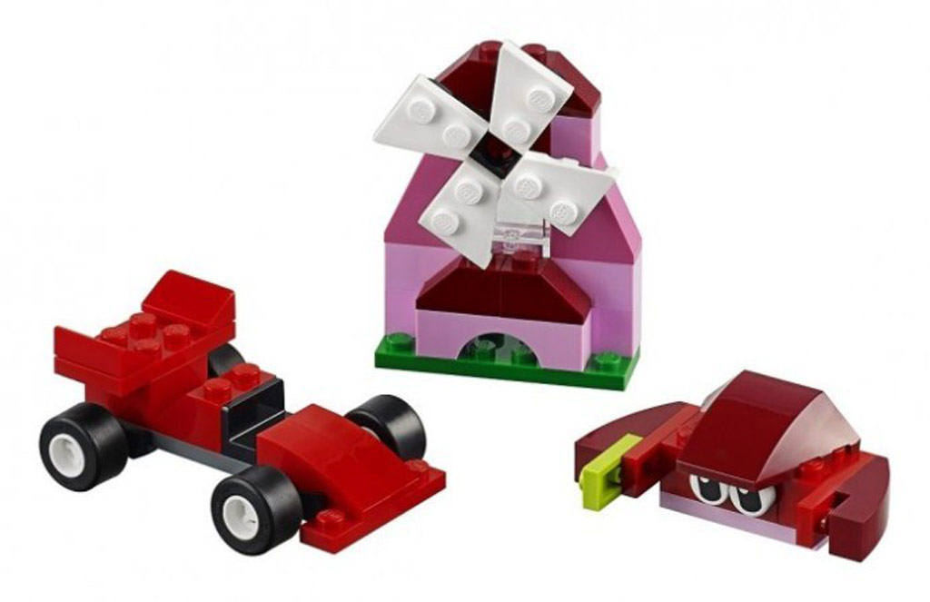 LEGO Classics Red Creative Box 10707 | © LEGO Group