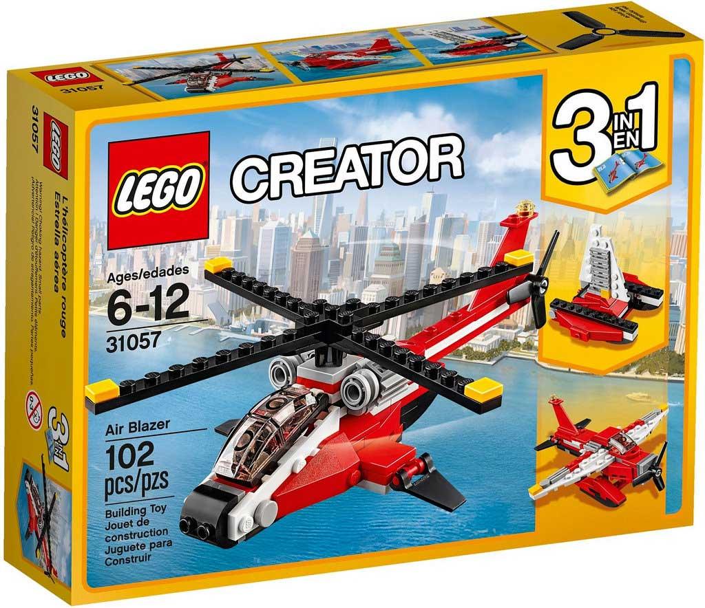LEGO Creator Air Blazer 31057 | © LEGO Group