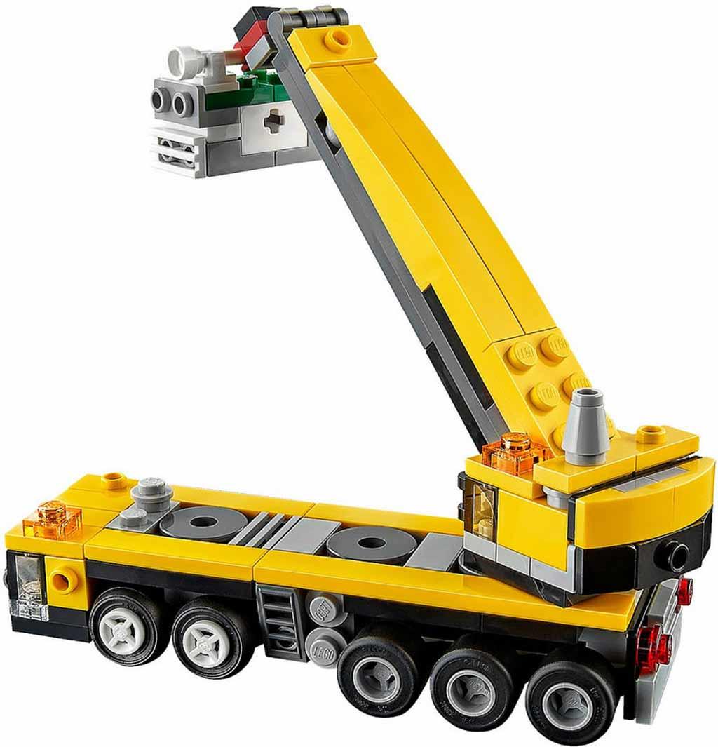 LEGO Creator Airshow Aces 31060: 2 | © LEGO Group