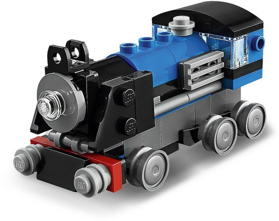 LEGO Creator Blue Express Train 31054 | © LEGO Group
