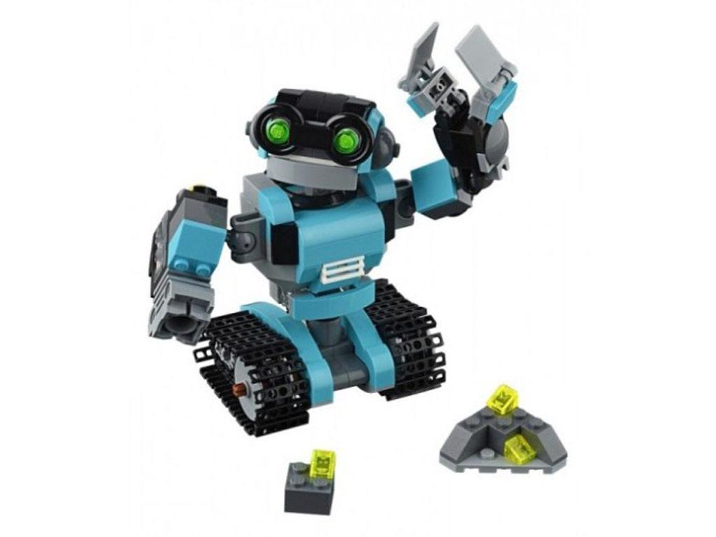 LEGO Creator Exploration Robots 31062 | © LEGO Group