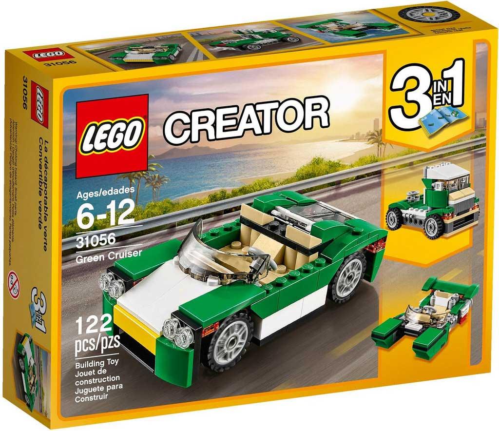 LEGO Creator Green Cruiser 31056 | © LEGO Group