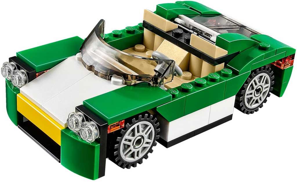 LEGO Creator Green Cruiser 31056: 1 | © LEGO Group