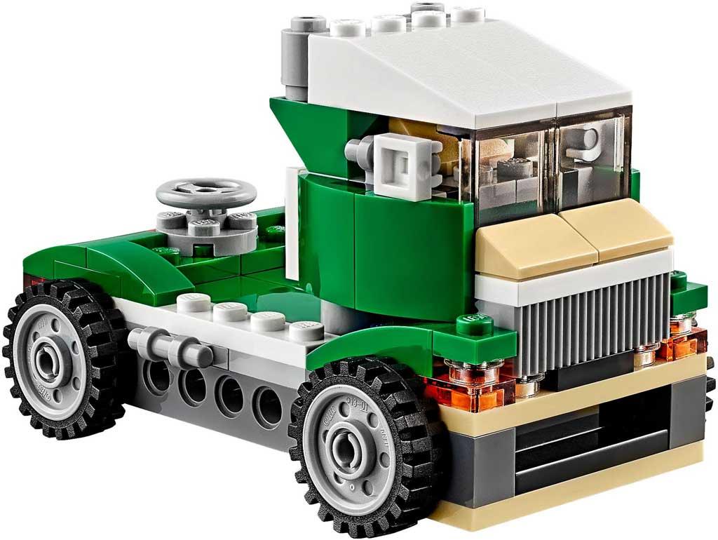 LEGO Creator Green Cruiser 31056: 2 | © LEGO Group