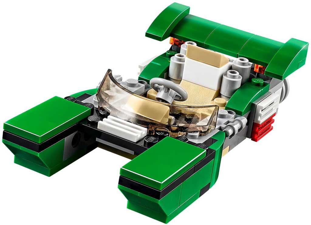 LEGO Creator Green Cruiser 31056: 3 | © LEGO Group