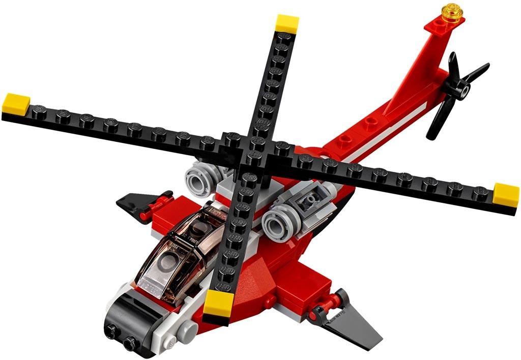 LEGO Creator Helicopter 31057 | © LEGO Group