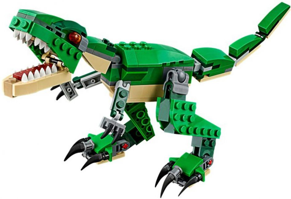 LEGO Creator Mighty Dinosaurs 31058  | © LEGO Group