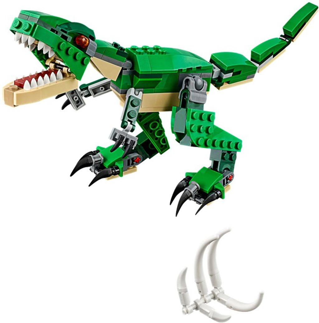 LEGO Creator Mighty Dinosaurs 31058  | © LEGO Group