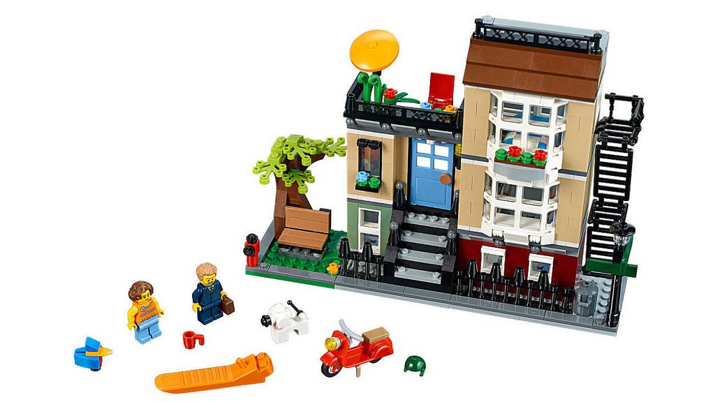 LEGO Creator Park Street Townhouse 31065 | © LEGO Group