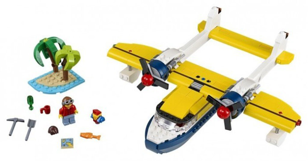 LEGO Creator Seaplane Adventures 31064 | © LEGO Group