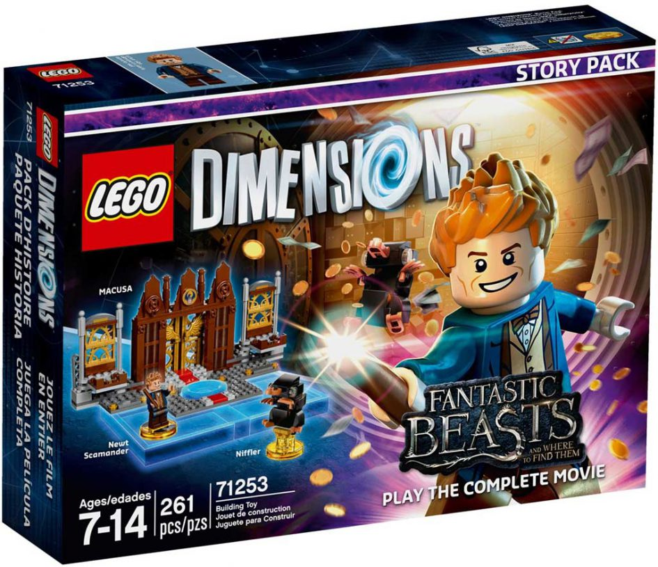 LEGO Dimensions Story Pack: Fantastic Beasts and Where to Find Them 71253  | © LEGO Group