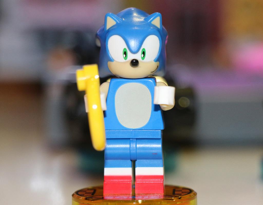 Sonic ist wieder da! | © Andres Lehmann / zusammengebaut.com