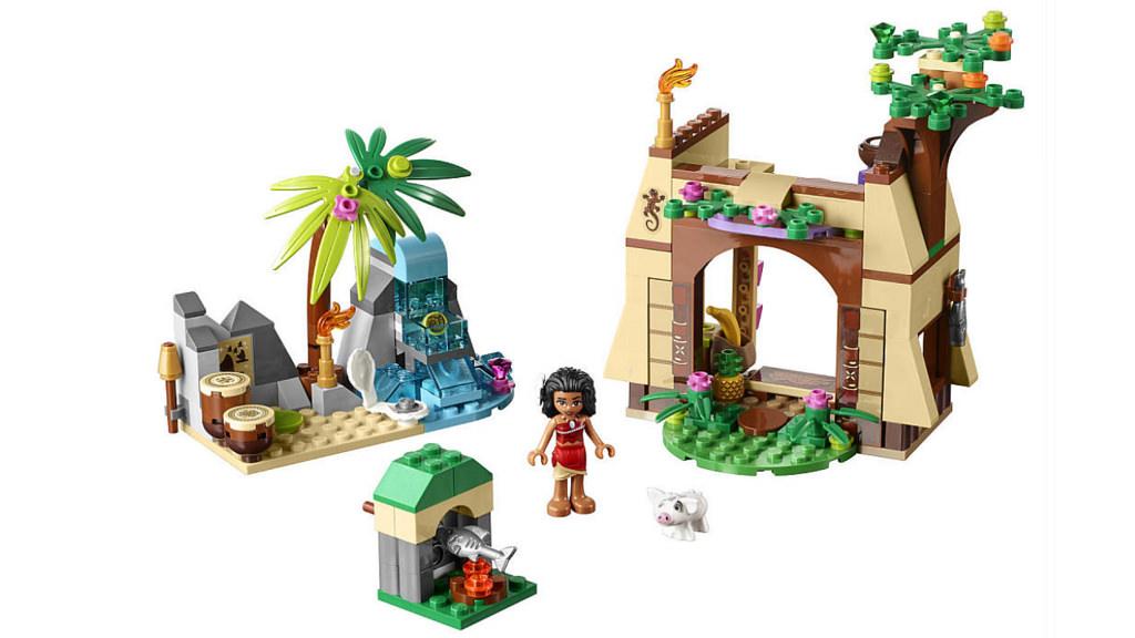 LEGO Disney Moana's Island Adventure 41149   © LEGO Group