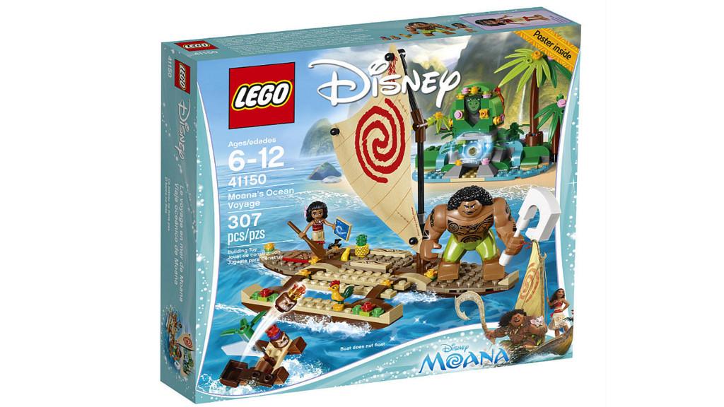 LEGO Disney Moana's Ocean Voyage 41150 | © LEGO Group