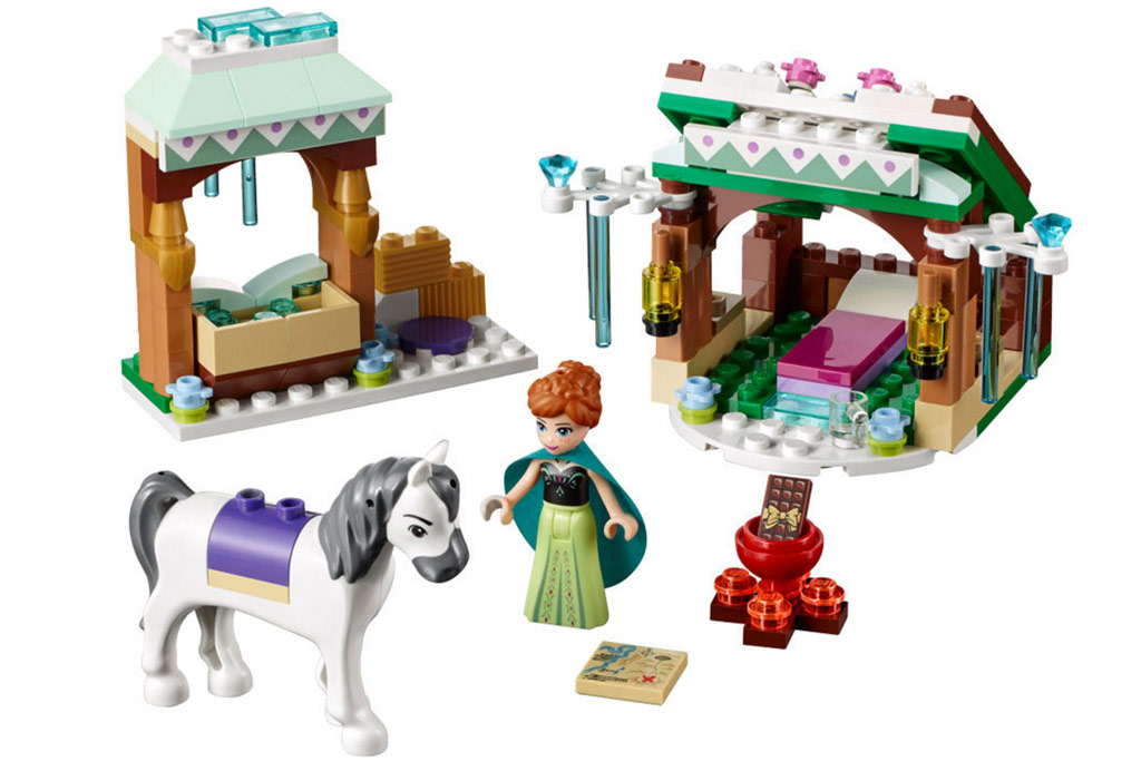 LEGO Disney Princess Anna's Snow Adventure 41147 | © LEGO Group