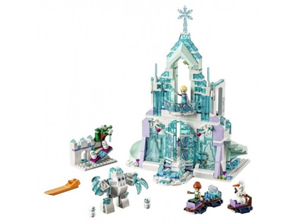 LEGO Disney Princess Elsa's Magical Ice Palace 41148 | © LEGO Group