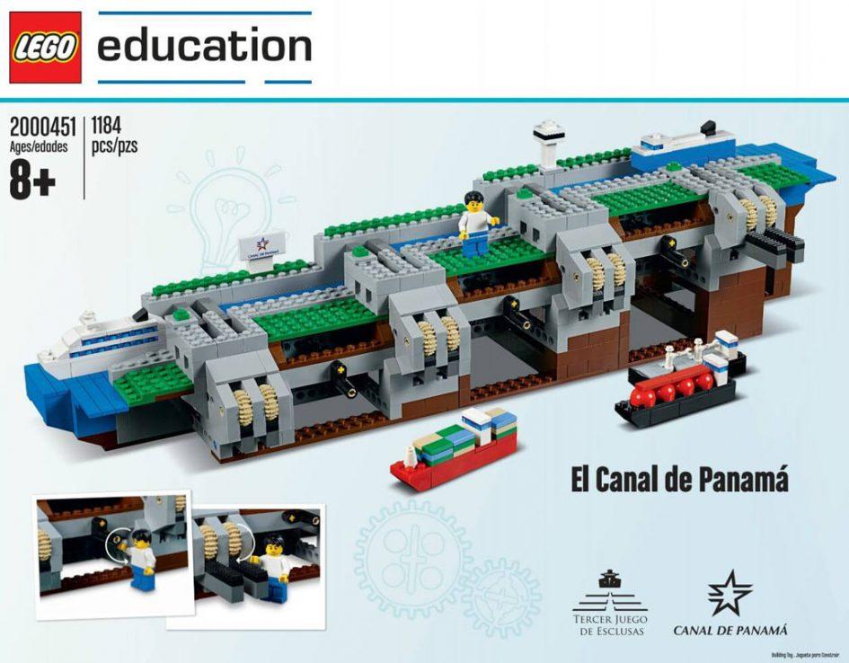 LEGO Education: Panamakanal | © LEGO Group
