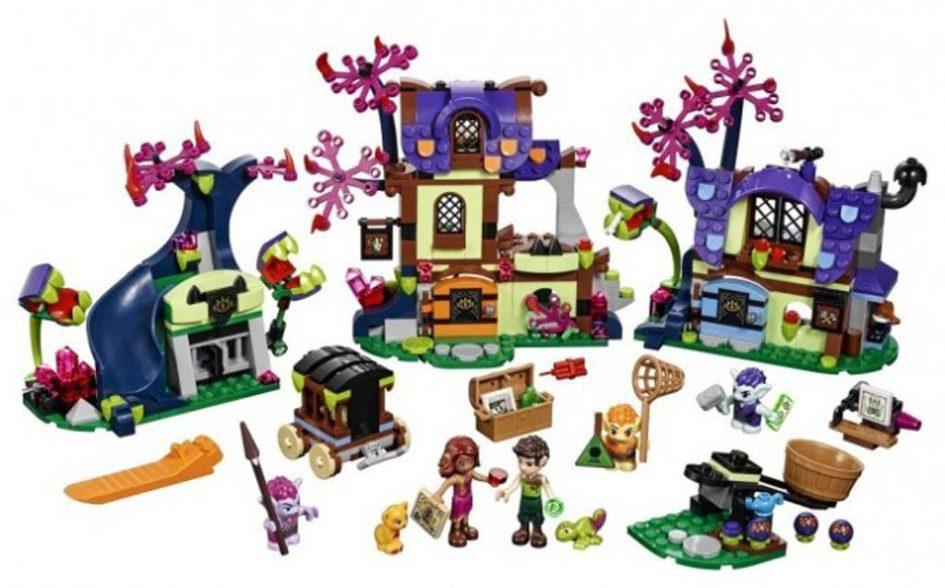 LEGO Elves Magic Rescue from the Goblin Village 41185 | © LEGO Group