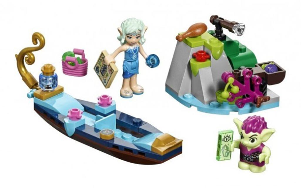 LEGO Elves Naida's Gondola & the Goblin Thief 41181 | © LEGO Group