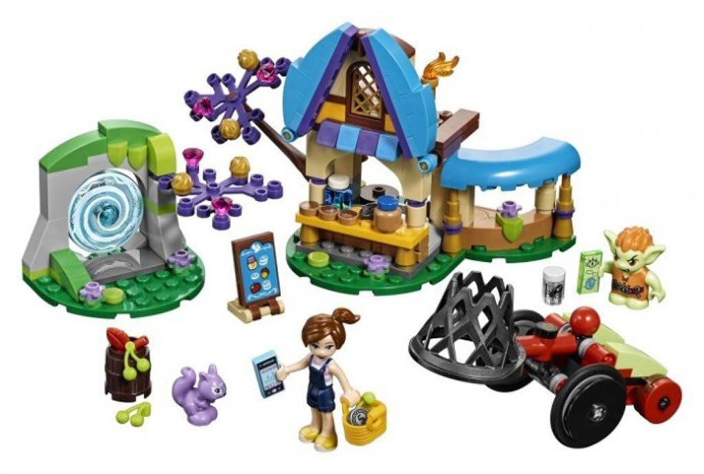 lego elves 2017 f nf neue sets k ndigen sich an. Black Bedroom Furniture Sets. Home Design Ideas