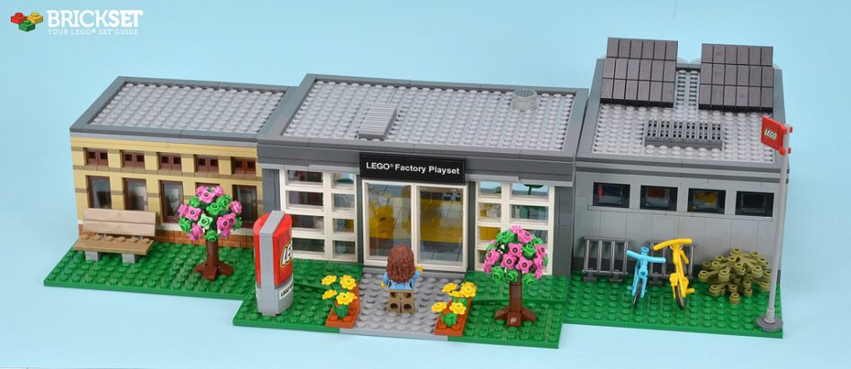 Das LEGO Hauptquartier in Billund | © BrickJonas