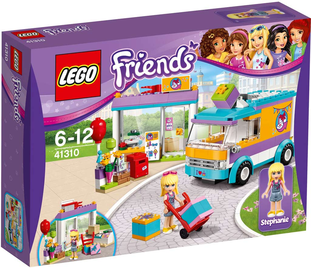 LEGO Friends Heartlake Gift Delivery 41310 | © LEGO Group