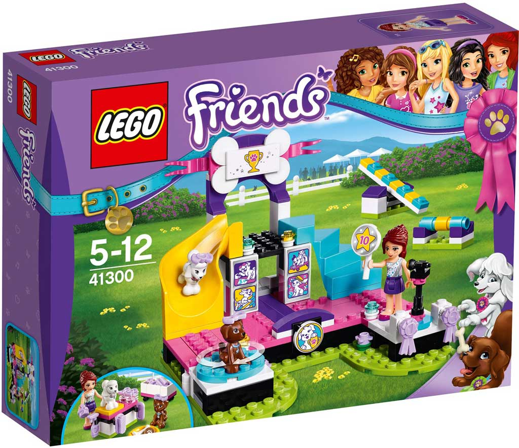 LEGO Friends Puppy Championship 41300 | © LEGO Group