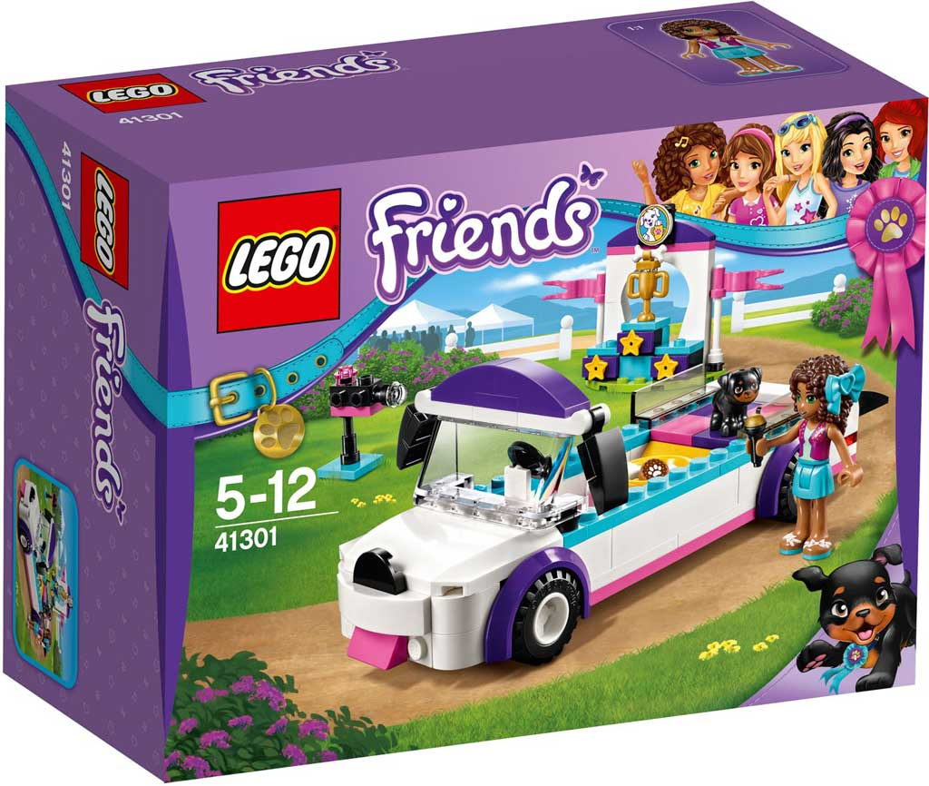 LEGO Friends Puppy Parade 41301 | © LEGO Group