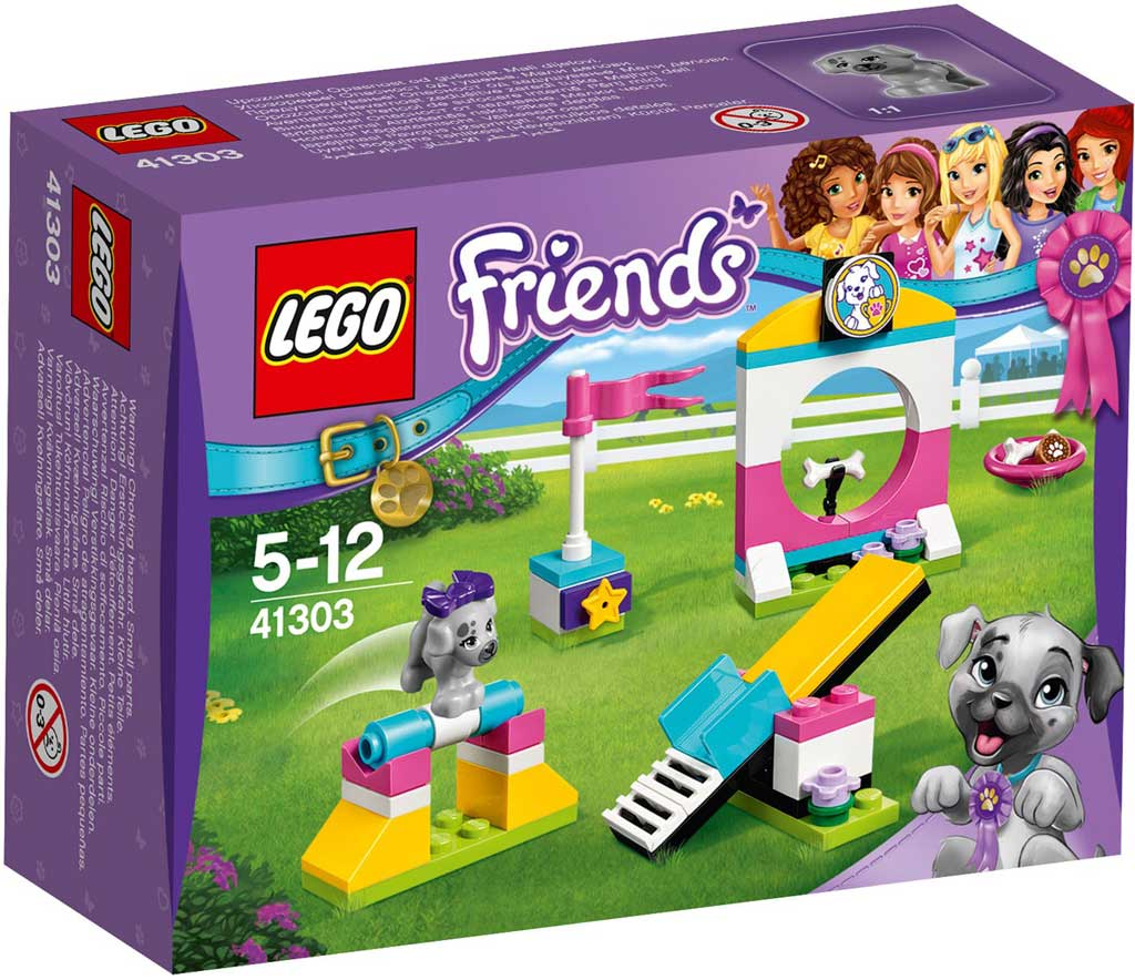 LEGO Friends Puppy Playground 41303 | © LEGO Group
