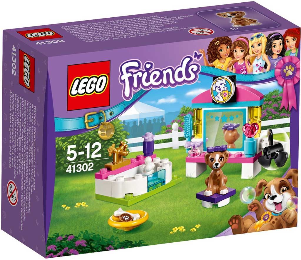 LEGO Friends Puppy Salon 41302 | © LEGO Group
