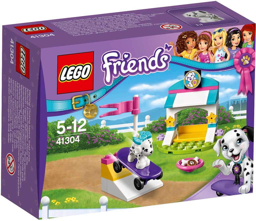 LEGO Friends Puppy Treats & Tricks 41304 | © LEGO Group
